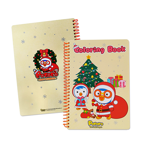 Customized Spiral Binding Painting Notebook