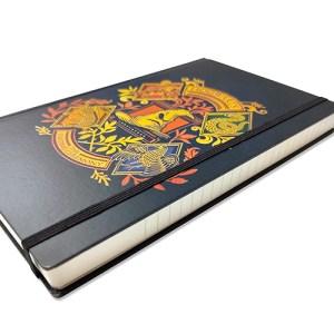 客製化奇幻文學系列小說精裝筆記本-筆記本,2