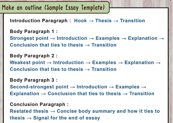 How To Write An Analysis Paper Critical Analysis Paper