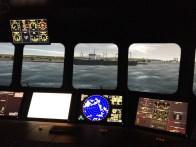 Michael Mulvihill, Bridge Simulator at South Shields Marine School