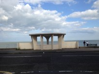 Michael Mulvihill, Shelter in Deal, North Sea