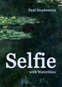 Selfie with Waterlilies