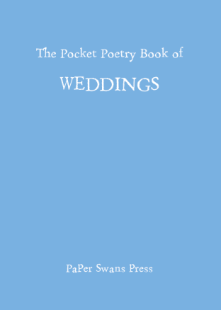 pocket poetry weddings