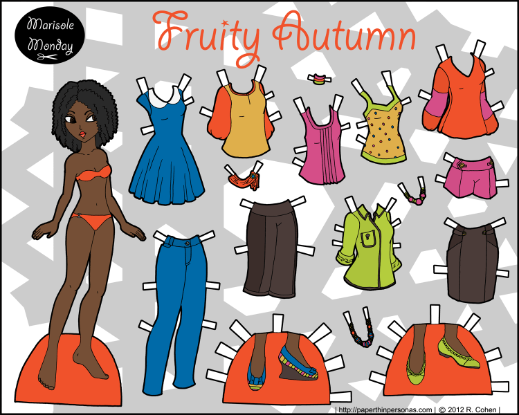printable-paper-doll-fruity-autumn