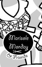 logo-vivid-victoriana-marisole-monday-steampunk-paper-doll-bw