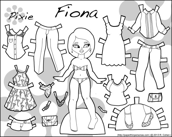 fiona-paper-doll-bw