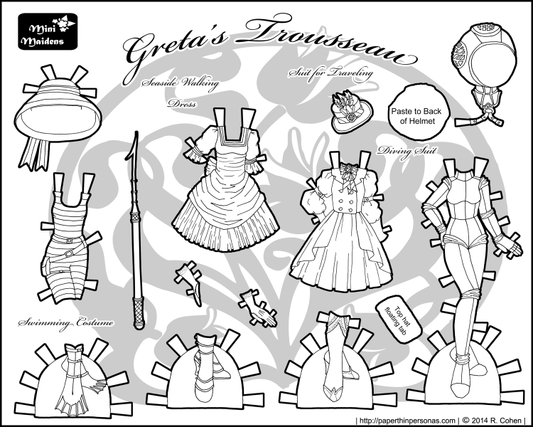 greta-seaside-steampunk-printable-paper-doll