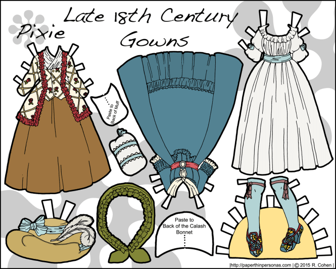 late-18th-cent-paper-doll-gowns-color