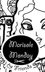 Marisole Monday & Friends Logo- Lady in the Castle