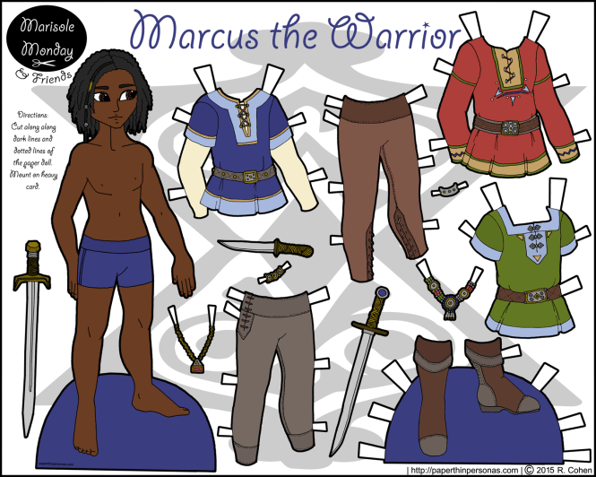 marcus-warrior-paper-doll-color