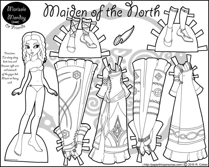 nordic-viking-fantasy-paper-doll-bw