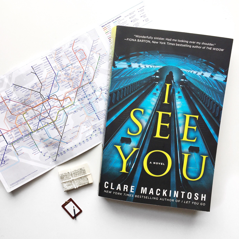 """Résultat de recherche d'images pour """"clare mackintosh i see you"""""""