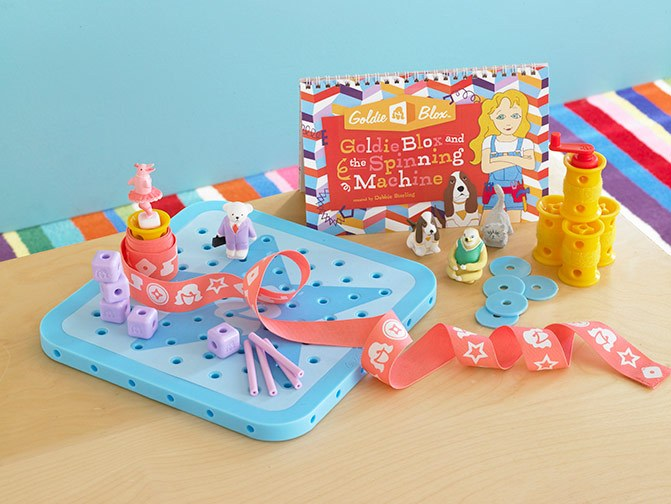 Goldieblox: Building and Engineering Toys Aimed at Girls