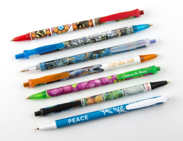Stylo bille Heritage Colours