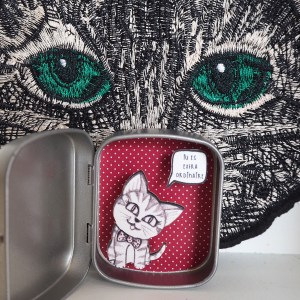 boite reconfort chat extraordinaire - Boites à message