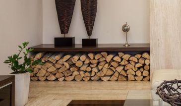 źródło: napoleonfireplaces.com /drzewo do kominka/firewood storage