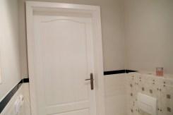 druga strona łazienki/ frontowa