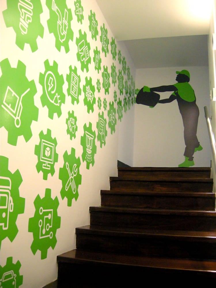 Diseño para muro