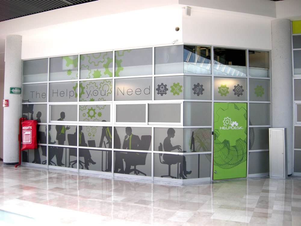 diseño de fachada helpdesk