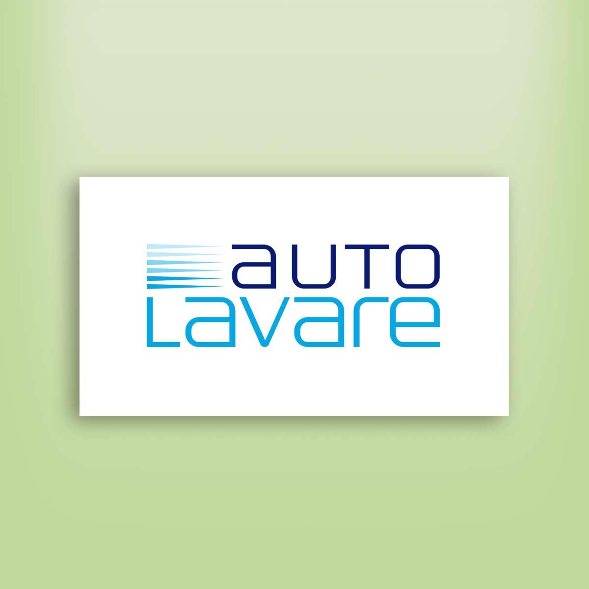 diseño de logotipo Autolavare