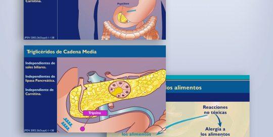 multimedia contenido médico MJN