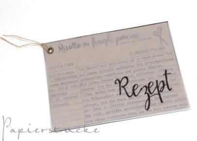 inkl. Rezeptkarte
