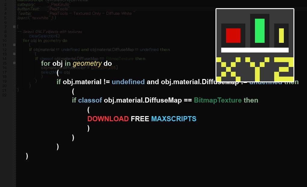 Free maxscript tool Aligner