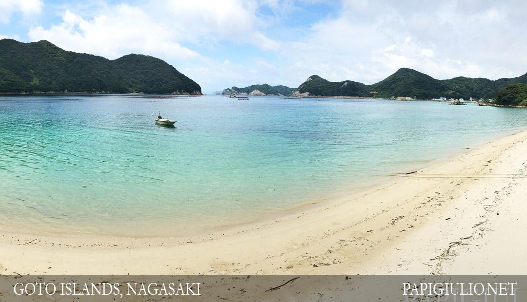 Goto – Nagasaki 五島列島、長崎