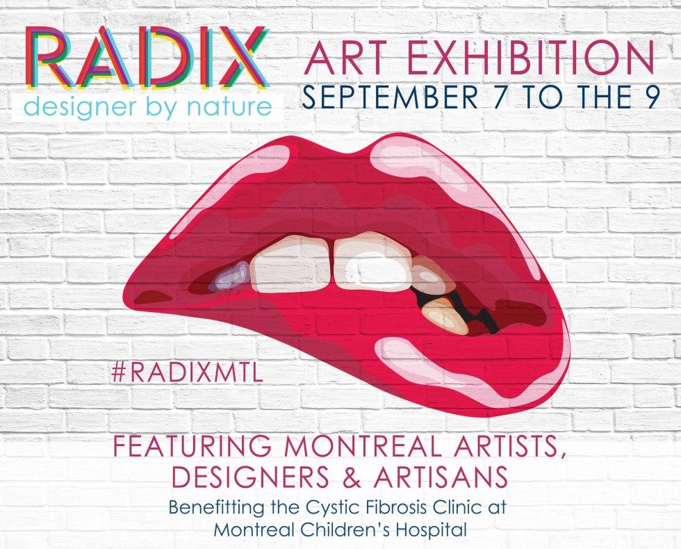 "Papillon MDC Inc. A Major Sponsor For ""Radix: Designer By Nature"" Event"
