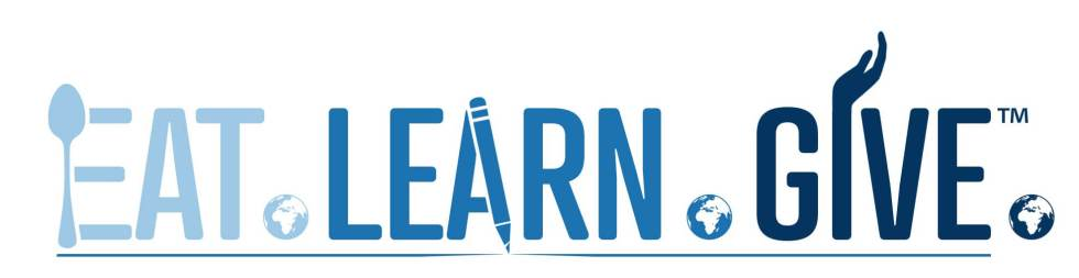 EAT. LEARN. GIVE.™