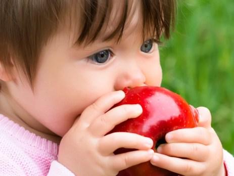 Não comer fruta com casca - Mito