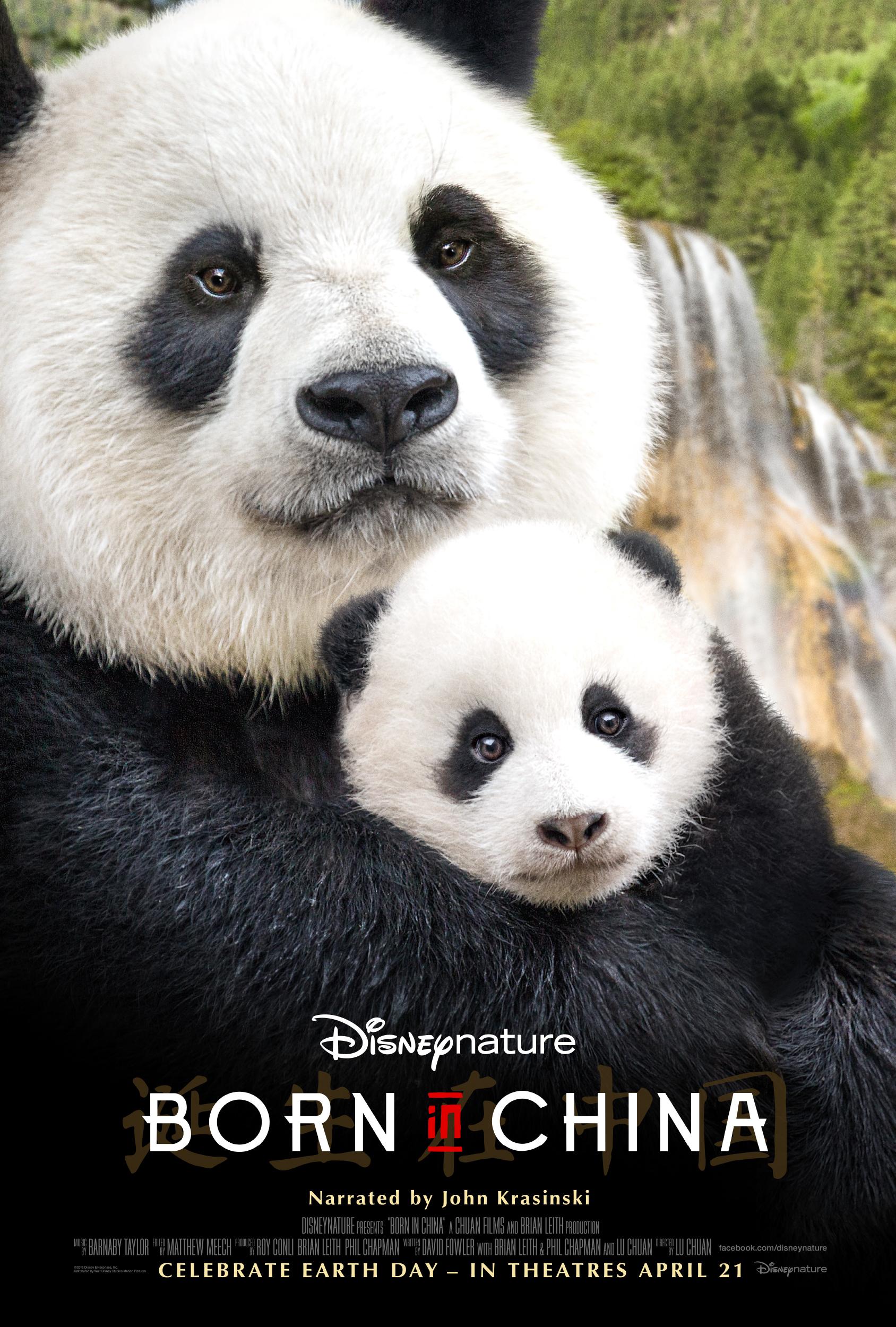 Born in China