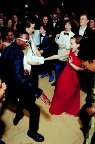 After party - Νιάτα, τι να πεις! #11BustAMove Finn Wolfhard, Millie Bobby Brown, και Gaten Matarazzo
