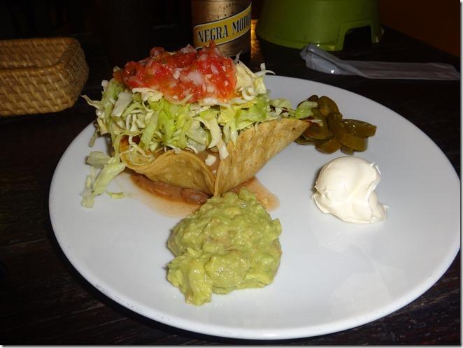 ミニタコサラダ