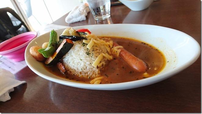 スープカレーランチ