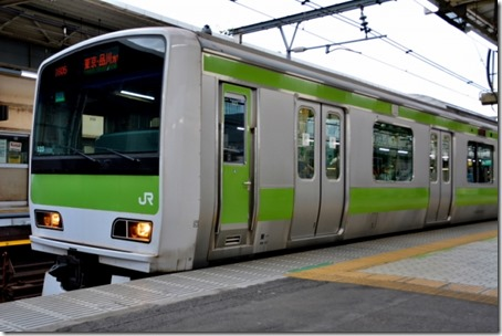 JRの電車車両
