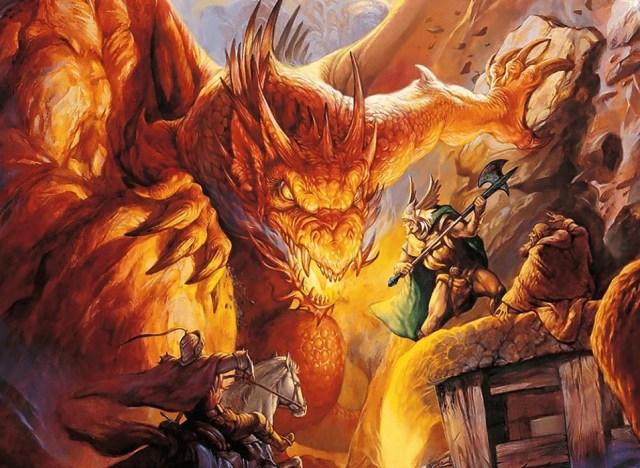 Definido data para filme do Dungeons & Dragons
