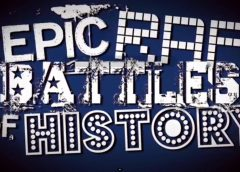 "Retorno do canal "" Epic Rap Battles of History """