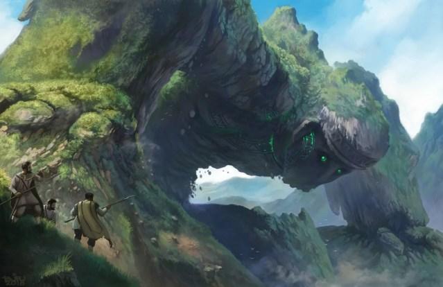 REACH OF TITAN RPG: COMBATE E SOBREVIVÊNCIA EM TERRA DE GIGANTES!