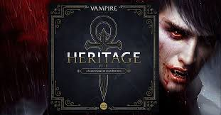 Vampire: The Masquerade -Heritage tem data de financiamento anunciada!