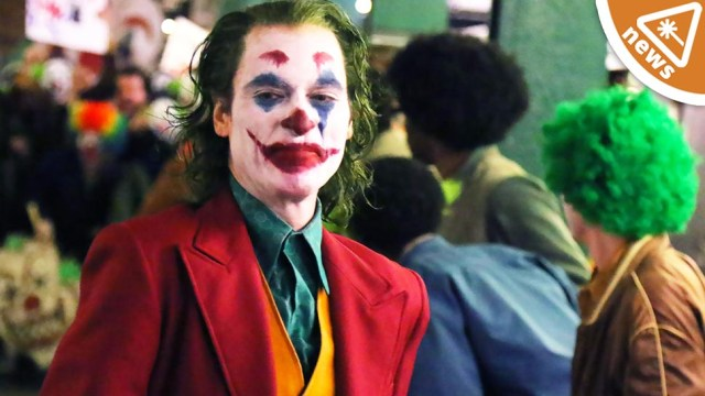 ASSISTAM O PRIMEIRO TRAILER DO FILME DO CORINGA!