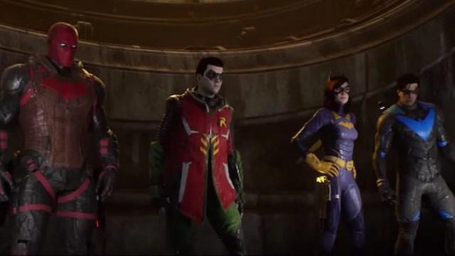 Batman: Gotham Knights!