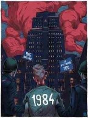 1984 vai virar série!