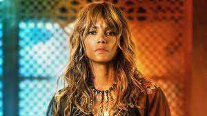 Halle Berry em Our Man From Jersey!