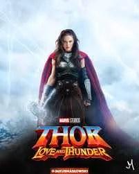 Um nome de peso no elenco de Thor: Love and Thunder!