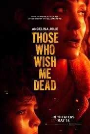Aqueles que Me Desejam a Morte, o novo longa de Angelina Jolie!