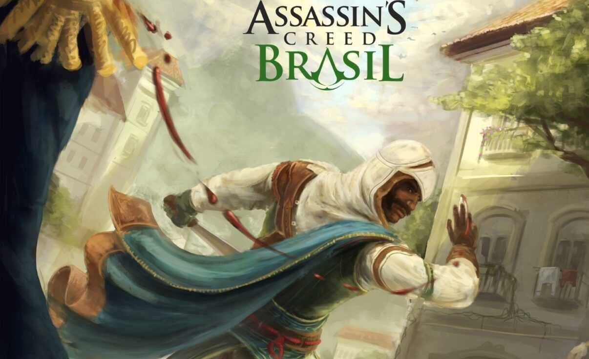 Assassin's Creed' tupiniquim?