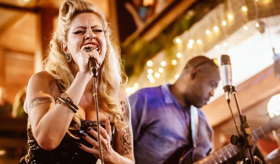 Taryn Szpilman no Fest Bossa & Jazz