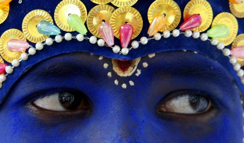 Bloco Cores de Krishna