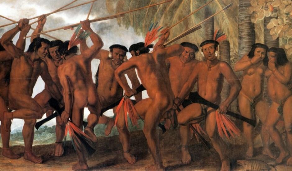 indígenas brasileiros